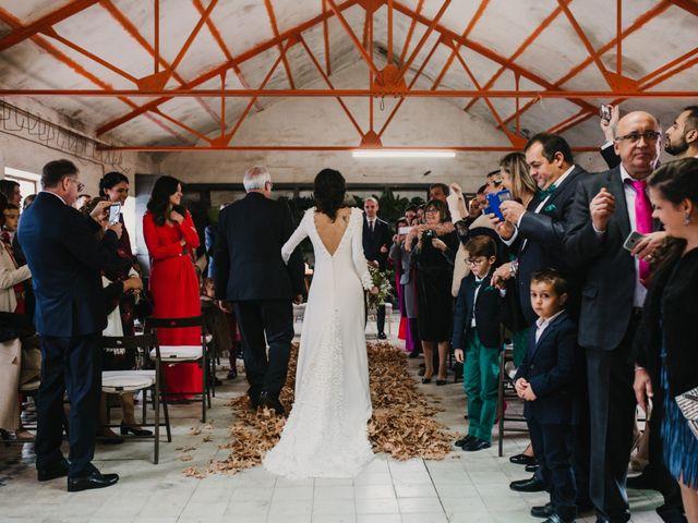 La boda de Santi y Laura en Otero De Herreros, Segovia 65