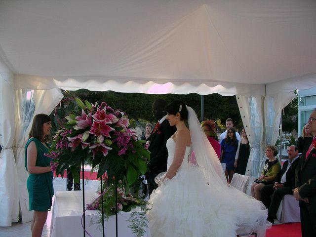 La boda de Diaga y Patricia