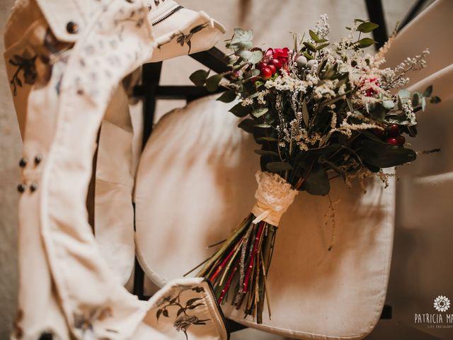 La boda de Santi y Laura en Otero De Herreros, Segovia 31