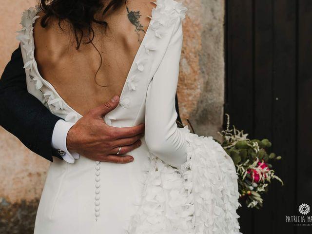 La boda de Santi y Laura en Otero De Herreros, Segovia 46