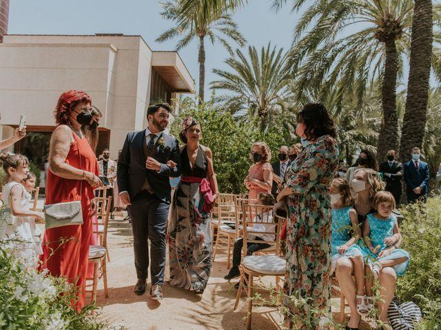 La boda de Jesús y Laura en Elx/elche, Alicante 61
