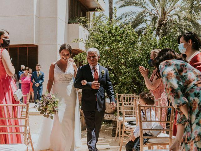 La boda de Jesús y Laura en Elx/elche, Alicante 64