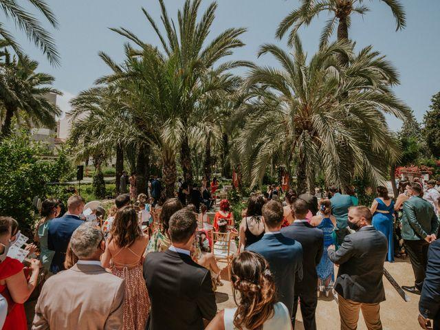 La boda de Jesús y Laura en Elx/elche, Alicante 69