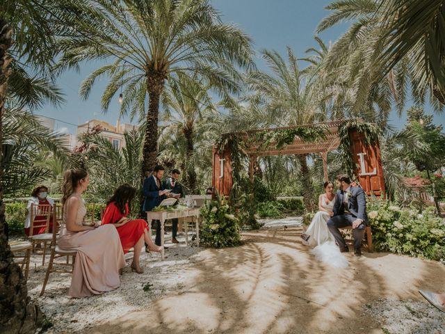 La boda de Jesús y Laura en Elx/elche, Alicante 71
