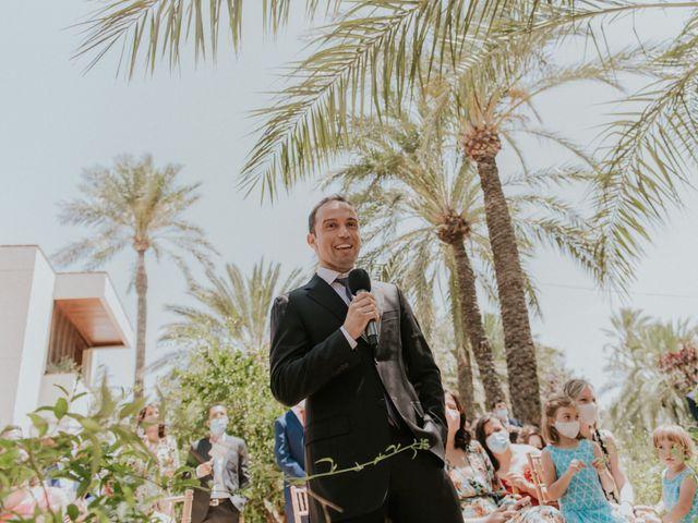 La boda de Jesús y Laura en Elx/elche, Alicante 83