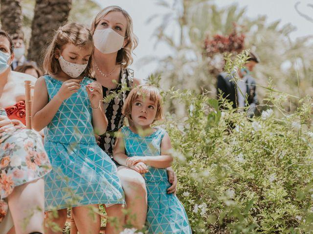 La boda de Jesús y Laura en Elx/elche, Alicante 84
