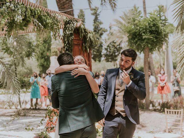 La boda de Jesús y Laura en Elx/elche, Alicante 86