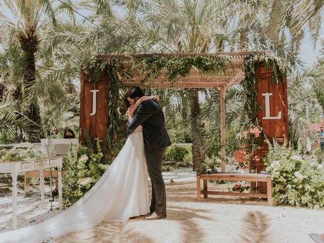 La boda de Jesús y Laura en Elx/elche, Alicante 88