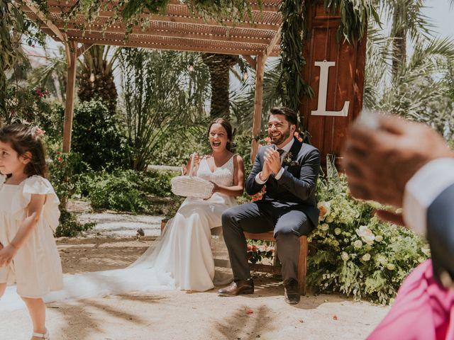 La boda de Jesús y Laura en Elx/elche, Alicante 94