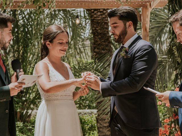 La boda de Jesús y Laura en Elx/elche, Alicante 96
