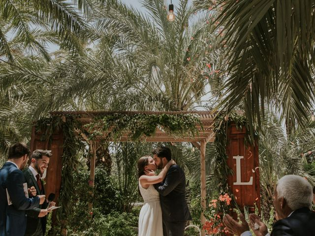 La boda de Jesús y Laura en Elx/elche, Alicante 97