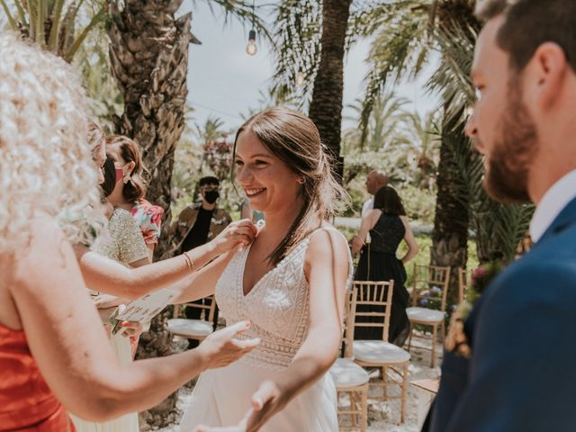 La boda de Jesús y Laura en Elx/elche, Alicante 102