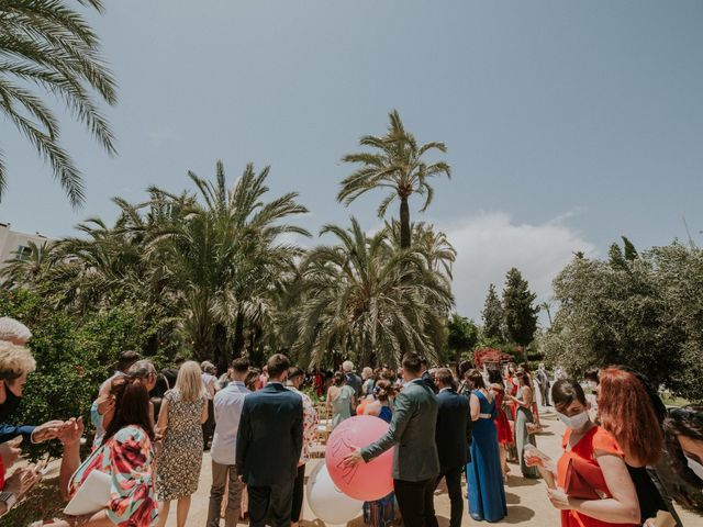 La boda de Jesús y Laura en Elx/elche, Alicante 103