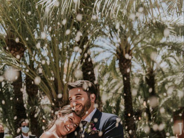 La boda de Jesús y Laura en Elx/elche, Alicante 107