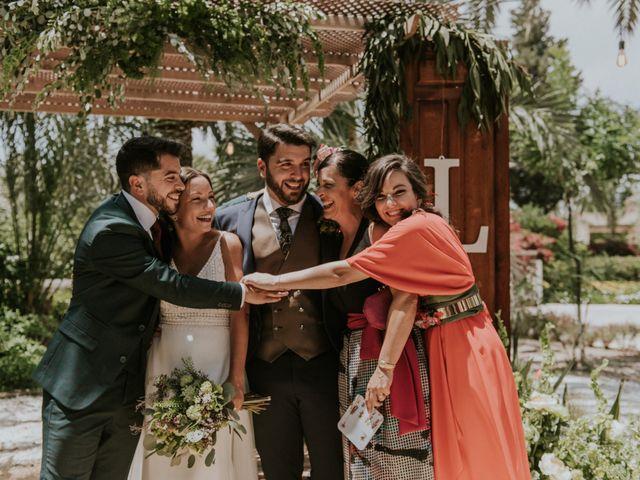 La boda de Jesús y Laura en Elx/elche, Alicante 108