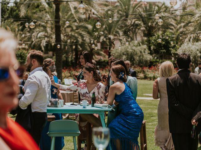 La boda de Jesús y Laura en Elx/elche, Alicante 111