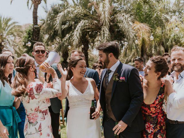 La boda de Jesús y Laura en Elx/elche, Alicante 116
