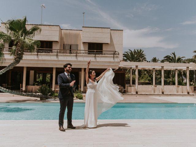 La boda de Jesús y Laura en Elx/elche, Alicante 122