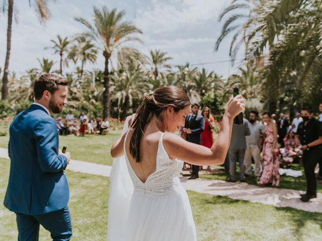 La boda de Jesús y Laura en Elx/elche, Alicante 123