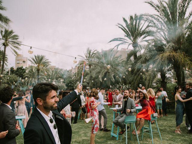 La boda de Jesús y Laura en Elx/elche, Alicante 151