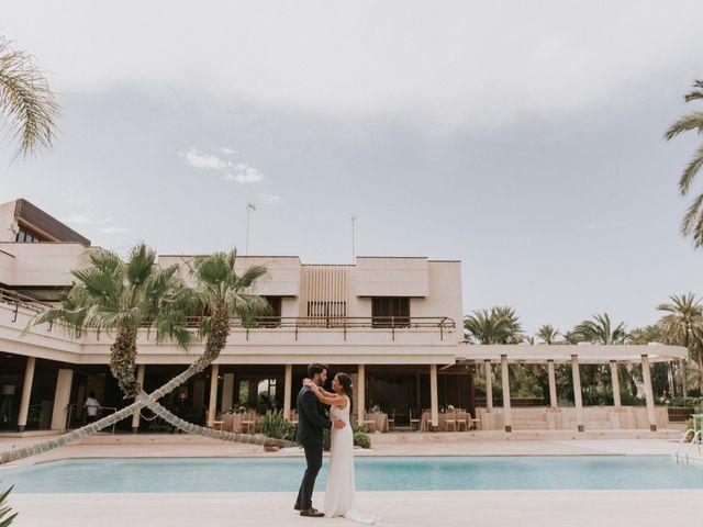 La boda de Jesús y Laura en Elx/elche, Alicante 152
