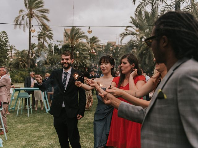 La boda de Jesús y Laura en Elx/elche, Alicante 153
