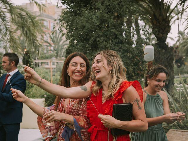 La boda de Jesús y Laura en Elx/elche, Alicante 154