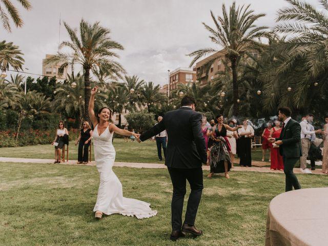 La boda de Jesús y Laura en Elx/elche, Alicante 155