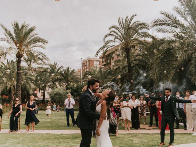 La boda de Jesús y Laura en Elx/elche, Alicante 156