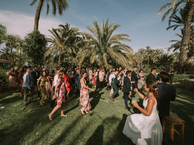 La boda de Jesús y Laura en Elx/elche, Alicante 159