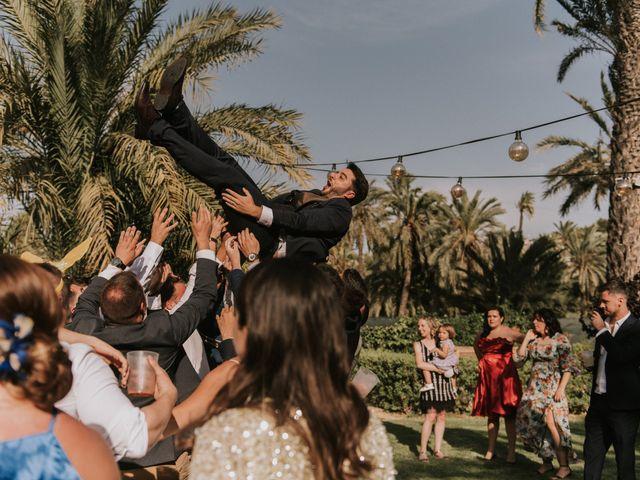 La boda de Jesús y Laura en Elx/elche, Alicante 160