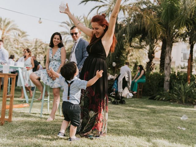 La boda de Jesús y Laura en Elx/elche, Alicante 161