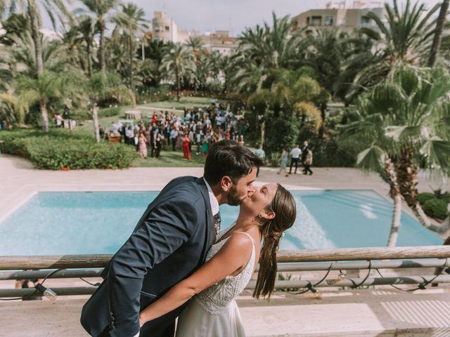 La boda de Jesús y Laura en Elx/elche, Alicante 166