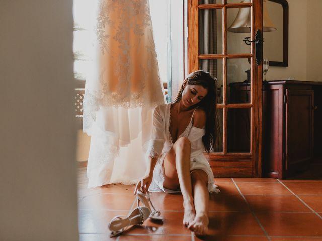 La boda de Néstor y Ana Laura en Galdar, Las Palmas 1