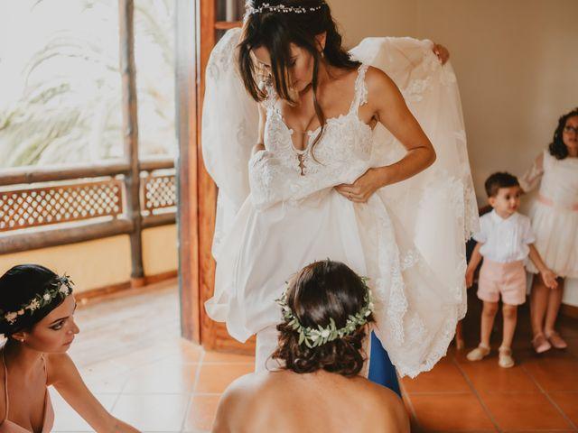 La boda de Néstor y Ana Laura en Galdar, Las Palmas 13