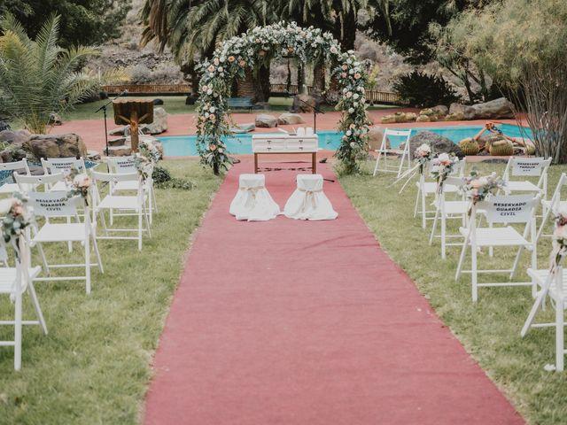 La boda de Néstor y Ana Laura en Galdar, Las Palmas 28