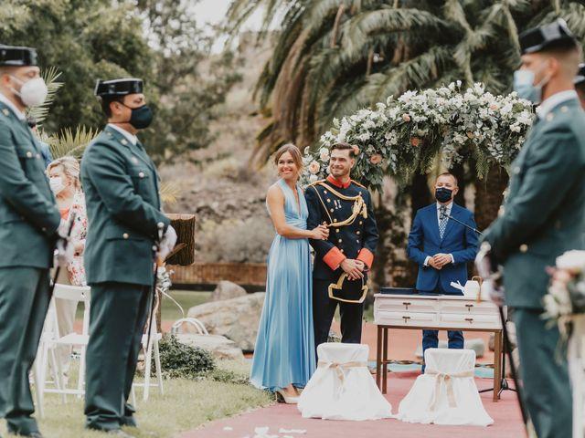 La boda de Néstor y Ana Laura en Galdar, Las Palmas 31