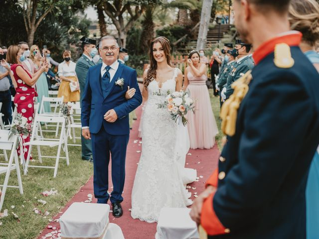 La boda de Néstor y Ana Laura en Galdar, Las Palmas 34