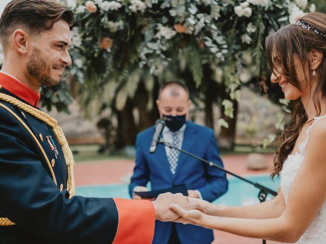La boda de Néstor y Ana Laura en Galdar, Las Palmas 40