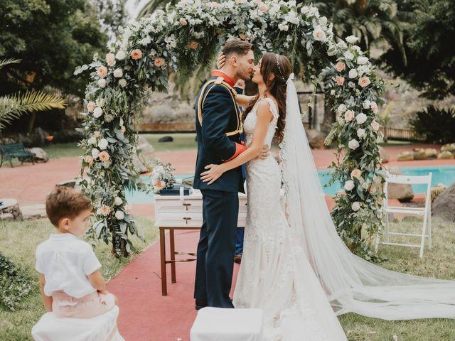 La boda de Néstor y Ana Laura en Galdar, Las Palmas 41