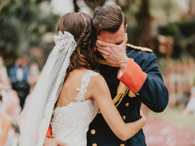 La boda de Néstor y Ana Laura en Galdar, Las Palmas 43