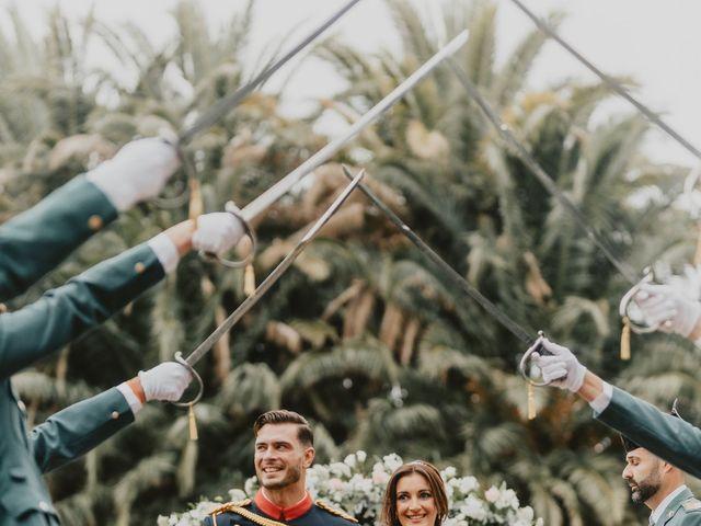 La boda de Néstor y Ana Laura en Galdar, Las Palmas 44