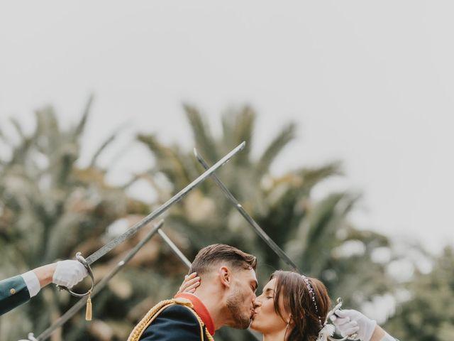 La boda de Néstor y Ana Laura en Galdar, Las Palmas 45