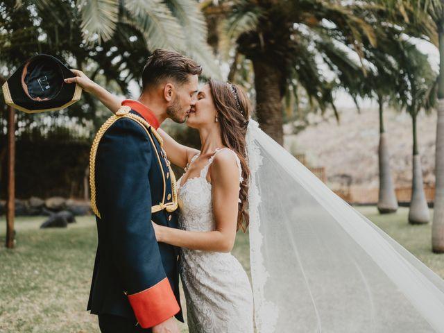 La boda de Néstor y Ana Laura en Galdar, Las Palmas 56