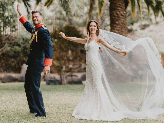 La boda de Néstor y Ana Laura en Galdar, Las Palmas 57
