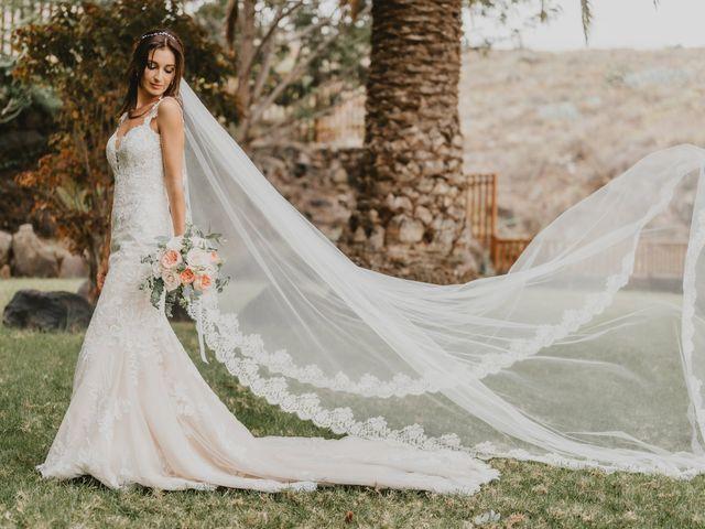 La boda de Néstor y Ana Laura en Galdar, Las Palmas 59