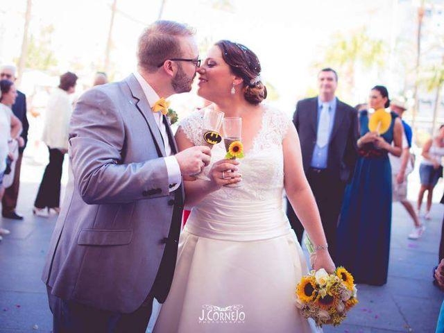 La boda de Melo y Cristina en Cádiz, Cádiz 4