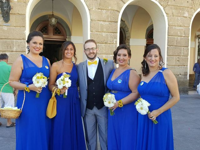 La boda de Melo y Cristina en Cádiz, Cádiz 6