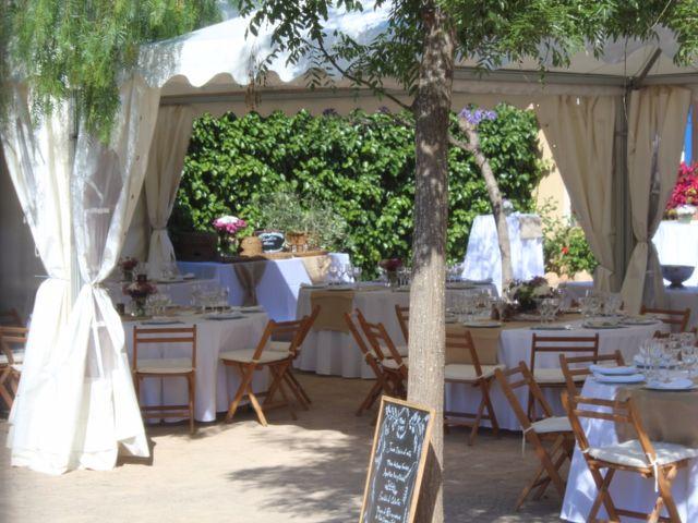 La boda de Jorge  y Blanca  en Las Palas, Murcia 4