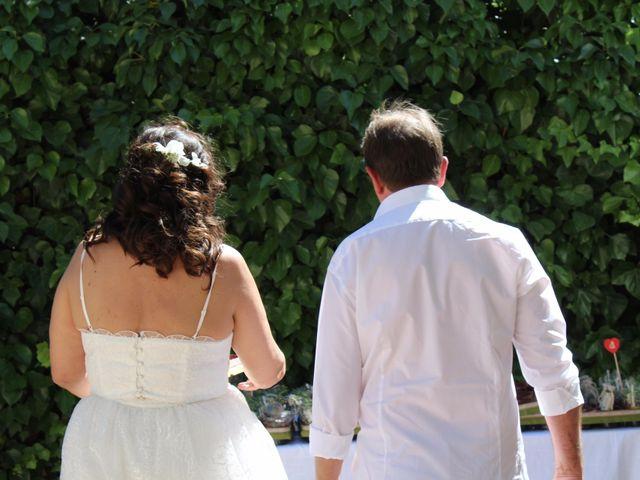 La boda de Jorge  y Blanca  en Las Palas, Murcia 1